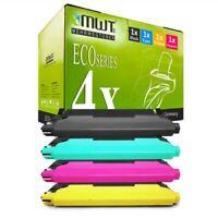 4x Eco Toner Per Samsung CLX-3305-FW CLX-3300 CLP-360-N Xpress C-460-FW C-460-W