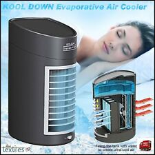 PORTABLE EVAPORATOR 2 SPEED MOIST AIR CONDITIONER UNIT COOLER COLD WATER