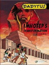 Papyrus 2: Imhotep's Transformation