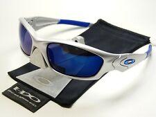 Oakley Straight Jacket II Silber Ice Blau Sonnenbrille Minute Juliet Romeo Penny