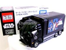 """3"""" Takara Tomy Tomica Star Wars Cars Darth Vader Ad Truck A New Hope Diecast Toy"""
