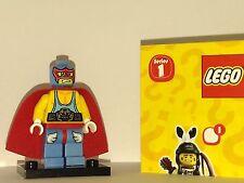 LEGO® Minifigures 8683 - Serie 1 - Super Wrestler - Minifigur - Vitrinenmodel
