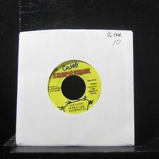 """Anthony B - Jah Love 7"""" VG Vinyl 45 Star Trail Reggae Jamaica"""
