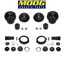Saturn L100 L200 Pair Set of 2 Front and Rear Upper Strut Mount Assembly Moog