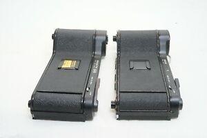 [EXC MAMIYA UNIVERSAL PRESS 6x9 & 6×7 Roll Film Adapter Back from Japan