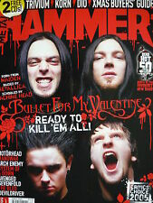 METAL HAMMER XMAS 2005 - BULLET FOR MY VALENTINE - SYSTEM OF A DOWN