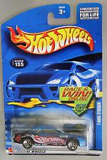 Hot Wheels 1:64 Scale 2001 T-BIRD STOCKER