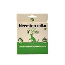 Collar para gatos con repelente natural de todo tipo de insectos NEEMTOP