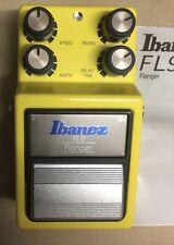 Ibanez FL9 Analog Flanger vintage réédition effet guitare Pédale MIJ Japan EXC