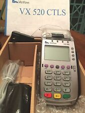 VERIFONE Vx520/EMV/NFC CTLS (contactless) ***NATIONWIDE MERCHANTS ONLY***