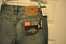 DIESEL Rabox 5355 30x34 Men's Blue Jeans Made in Italy NEW WITH TAGS