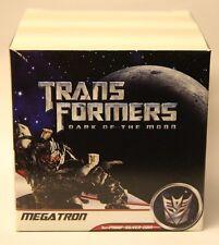 2011 $1 Transformers - MEGATRON 1 Oz Silver Proof Coin & OGP & COA Tuvalu