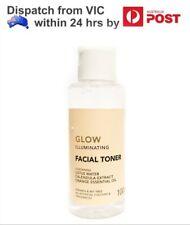 Glow Illuminating Facial Toner Remove Dirt Oil Makeup Cleansed Moisturised Skin