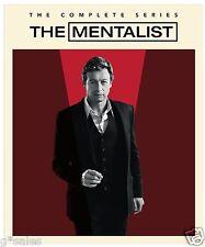 The MENTALIST komplette Serie ~ Season 1-7 (1 2 3 4 5 6 7) NEU 34-Disc DVD Set