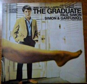 Simon & Garfunkel, Dave Grusin - The Graduate - Aust 1968 NEAR MINT Vinyl LP