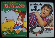 ***TOPOLINO N. 883*** 29-OTTOBRE-1972 CON BOLLINO