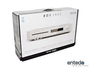 Harman Kardon BDS 580S 5.1 3D Bluray AV-Receiver Bluray Airplay 4K Spotify HKTS