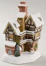 David Winter Cottage YE MERRY GENTLEMENS LODGING #1181 *NIB* Beautiful Piece*