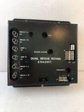 Rowe AMI Dual Segue Sound 61042001 Untested Jukebox Board