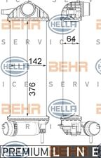 Intercooler Renault Kangoo / Grand Kangoo / Be Bop / Express ORIGINALE