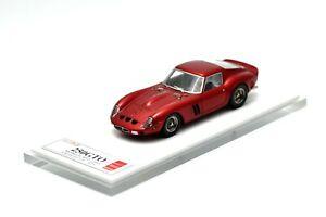1/43 Ferrari 250 GTO Red Metallic 1963 - SCM43 CM701N no BBR Make Up rosso corsa