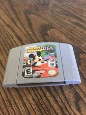 Mickey's Speedway USA Nintendo 64 N64 Game Cart Good Works NE5