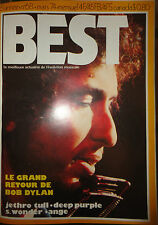 BEST:N.68-BOB DYLAN-DEEP PURPLE-JETHRO TULL-ANGE-ETC..