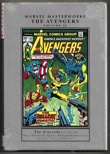 Marvel Masterworks The Avengers Vol 15 FS HC * Squadron Supreme Kang Thor Vision