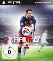 FIFA 16 (Sony PlayStation 3, 2015)