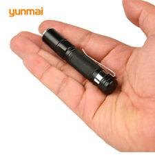 MINI LED Torcia a Penna CREE Q5 2000LM torcia LED Torcia Luce Tascabile WATERPRO