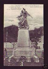 A00626+  CHAMBERY MONUMENT DES SAVOYARDS