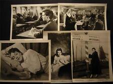 50s Lana Turner Betrayed VINTAGE 5 MOVIE PHOTO LOT 272U