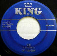 TINY BRADSHAW 45 Soft / Strange KING #689