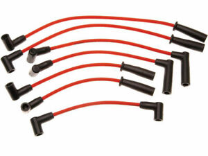 Spark Plug Wire Set For 1991-1999 Jeep Cherokee 4.0L 6 Cyl 1996 1993 1997 N994HT