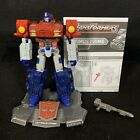 Transformers Titanium Series War Within Optimus Prime! Complete Hasbro Die-Cast