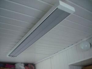 Ekostar Infrared Heater. Energy-efficient Heating Panel. Electric Heater