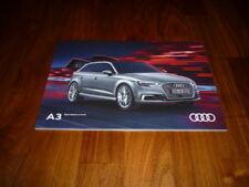Audi A3 Sportback e-tron Prospekt 07/2016