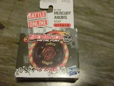 Beyblade Metal Fury Limited Edition Mercury Anubis 85XF Brave Version HASBRO