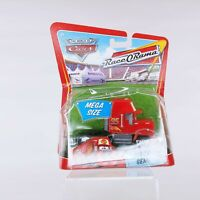 Disney Pixar Cars Mega Size WORLD OF CARS Race-O-Rama Mack Semi #3 Toy
