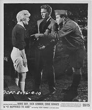 DORIS DAY/STEVE FORREST/JACK LEMMON original 1959 photo IT HAPPENED TO JANE