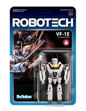 Vf-1s Figurine Robotech Re-action Super7 10 cm