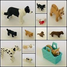 PLAYMOBIL LOT  pick and choose~  DOGS & CATS- Pets, animals COMBINED POSTAGE