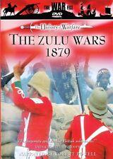 THE ZULU WARS 1879  - WAR DOCO - NEW & SEALED DVD