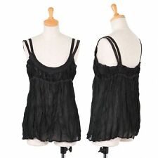 ISSEY MIYAKE FETE See through camisole Size About  M(K-44041)