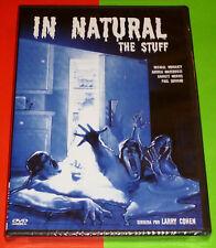 IN NATURAL / THE STUFF - English Español -DVD R2- Precintada