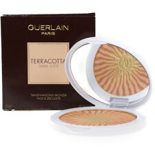 Guerlain Medium Terracotta Bronzing Tan Enhancing Compact Powder - Damaged Box
