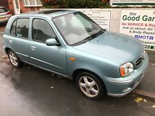 NISSAN MICRA K11 ROOF ARIEL 2001 MODEL BREAKING CAR FOR SPARES