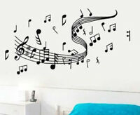 Musical Notes Treble Clef Wall Decals Musical Notes Wall Stickers