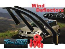RENAULT MEGANE II 5d 11/2002 - 2008  HATCHBACK 4.pc Wind deflectors HEKO  27146