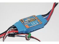 60A Brushless ESC with 4A UBEC  60 amp RC Speed Controller - orangeRX UK Stock